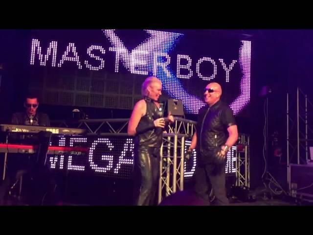 Concert. Masterboy - Live In Germany. Radebeul, Mega-Drome. 12 December 2015 [Full Show]