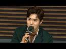 EXO 수호(SUHO) '세가지색 판타지' Q A (Three Color Fantasy, 우주의 별이, 생동성 연애, 윤시윤) [통통