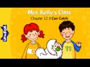 Mrs. Kelly's Class 12: I Can Catch | Level 1 | By Little Fox