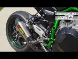 Top 8 Full Exhaust Sound Kawasaki Ninja H2 / Akrapovic, Yoshimura, SC-Project, A. Racing, Muffler...