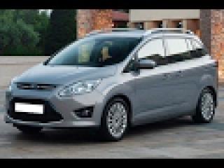 Купить и установить защиту двигателя Ford Grand C MAX (2010--)