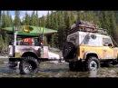 RC CWR RC4WD Gelande II and a new custom built trailer