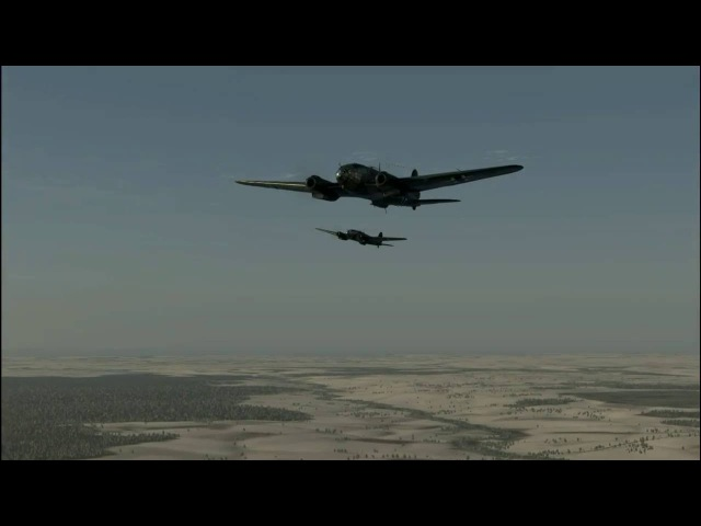 Боевой вылет 07.08.2016 г. Ил-2 Штурмовик: Битва за Британию. Сервер - ATAG.