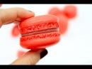 Макарон клубничный Много нюансов и теории Strawberry macarons