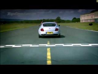 За кадром Top Gear