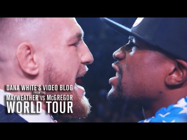Dana White's Video Blog | MAY/MAC WORLD TOUR | Ep. 2