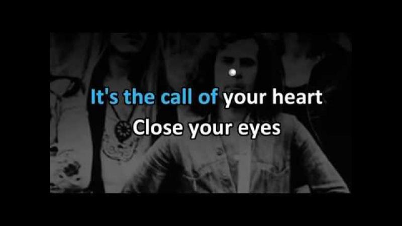 Scorpions - Send Me An Angel (karaoke - best version)