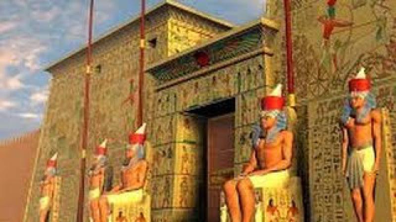 3000ac a 730ac - Antigo Egito - 1º Potência Mundial