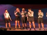Отчётный концерт АСТ