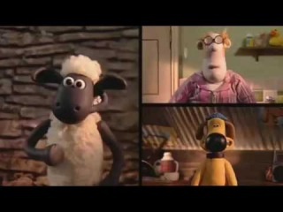 Барашек Шон - Заставка/Shaun The Sheep - Intro