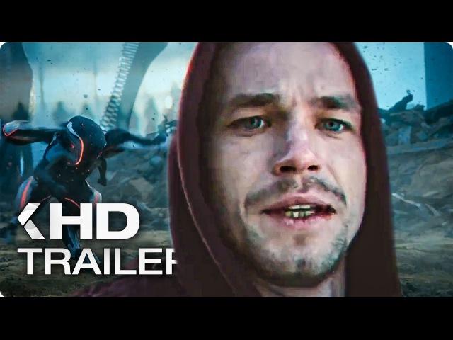 ATTRACTION Trailer 2 (2017) Prityazhenie, Притяжение
