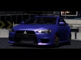 Mitsubishi Lancer Evolution X GSR 2008 для SLRR 2.3.1