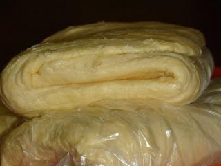 Универсальное слоеное тесто.Для наполеона......