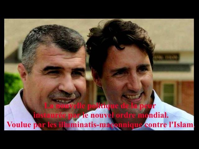 CONVERTI a lISLAM le PREMIER MINISTRE CANADIEN RESISTE aux illuminatis ! He Becomes Muslim