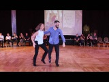 Ben Morris &amp Karla Catana - Palm Springs Summer 2016 Champions Strictly Swing 3rd Place