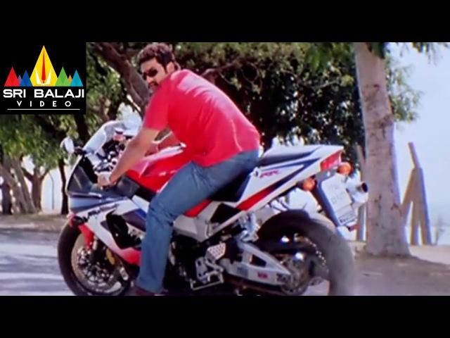 Naa Alludu Telugu Movie Part 1/12   Jr.NTR, Shriya Saran, Genelia   Sri Balaji Video