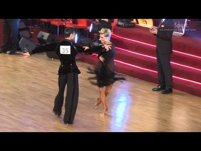 Martino Zanibellato - Michelle Abildtrup, 18 Samba
