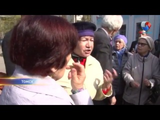 Репортаж об отмене слушаний по строительству часовни на Новособорной. Продвиже ...