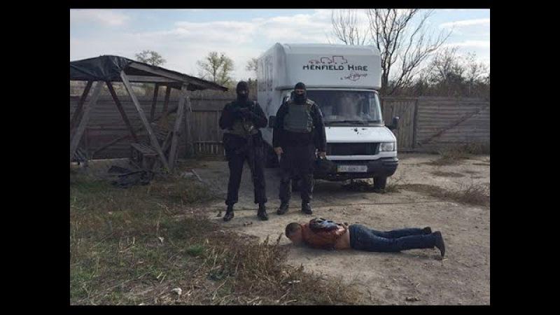 На Київщині правоохоронці затримали групу викрадачів людей та звільнили заручників