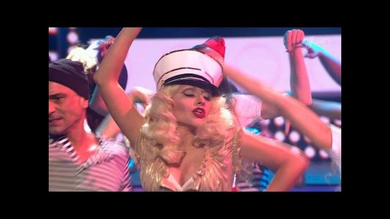 Елена Максимова. Christina Aguilera– «Candyman». Точь‑в‑точь. Суперсезон. Фрагмент от18.09.2016