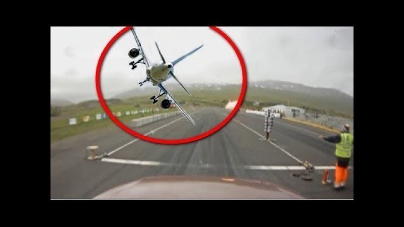 Most Amazing Landing | Planes Landing ever caught on camera | Airplane crash