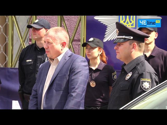 Нестарі та дужі поліцейським бракує патрульних