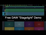 Creating a song in Stagelight  - Warren Huart Produce Like A Pro