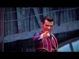 Robbie Rotten (LazyTown) - We are Number One