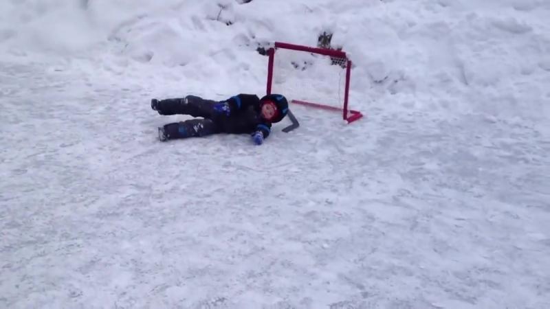 Хоккей - жесткая игра