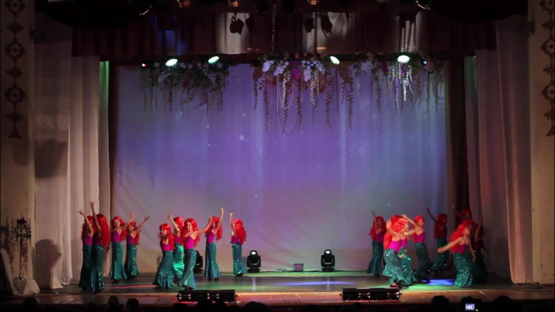 Русалочки концерт Примадонна