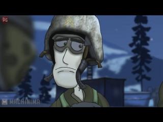 Друзья по Battlefield - Тайный полковник 2 сезон 8 серия