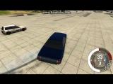 Моё первое видео. Чёткий дрифт вокруг другой машины)) в беам нг драйф