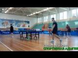 Эпизод из матча Павла Ковенко и Дмитрия Гончарова.