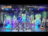 NMB48 - Zetsumetsu Kurokami Shoujo (110718 HEY! HEY! HEY! Music Champ)