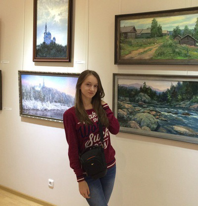 Ксения Чистякова