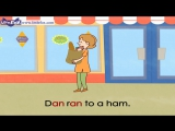 Word Families 3- Dan Ran - Level 1 - By Little Fox