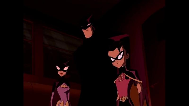 The Batman.Бэтмен (2004-2008) Пятый сезон 6 серия