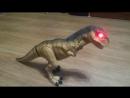 Видео обзоры игрушек - Радиоуправляемый Динозавр Rex