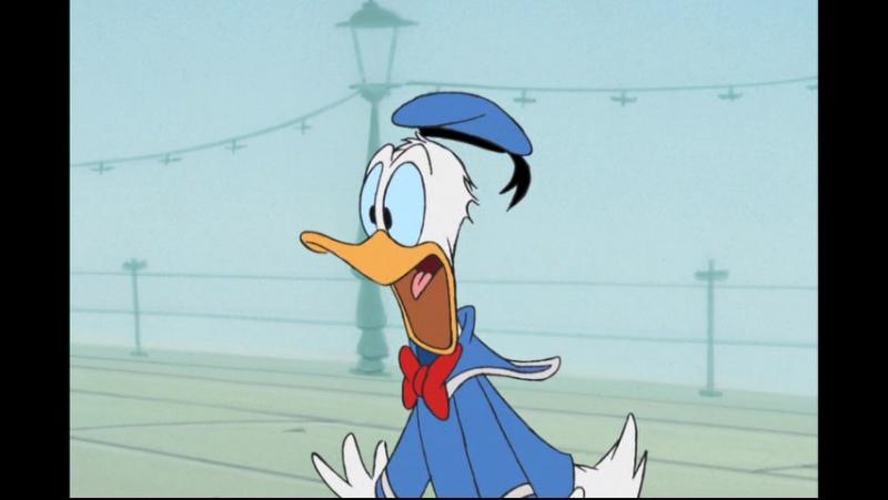 Дональд Дак - зачарованная дата Дональда (27.01.2001) (Donald's Charmed Date)