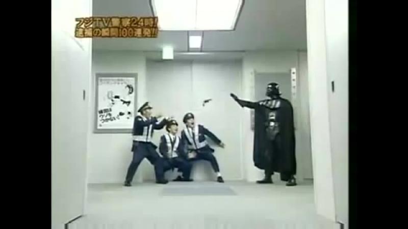 Politia japoneza in actiune foarte tare faza Cool