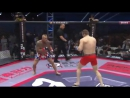 MMA Fight KO Shemetov Vitaly vs Shannon Ritch Macau China