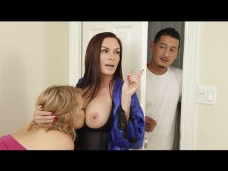 Diamond Foxxx & Kendall Kross (My Mom Fucked My Girlfriend!)[2017, Big Tits, Lesbian, MILF, Mom, Sex Toys, HD 1080p]