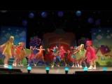 АПЕЛЬСИН (Екатеринбург) - танец Замечательный сосед