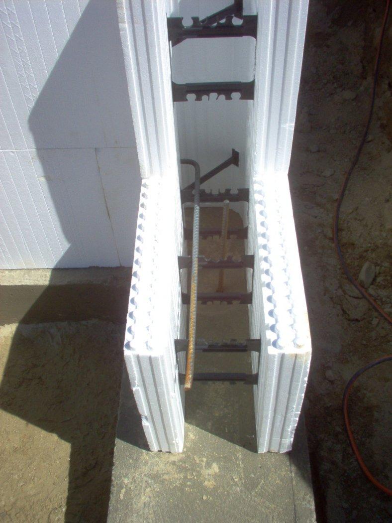 монолитный бетон в несъемной опалубке
