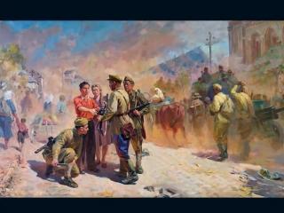 Великая Отечественная Война. Молодогвардейцы