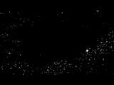 ФУТАЖ: волшебная пыль (звездочки)
