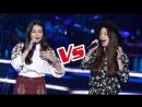 2017.04.15 The Voice 6 : ep.8 Claire_Gautier_VS_Lou_Mai