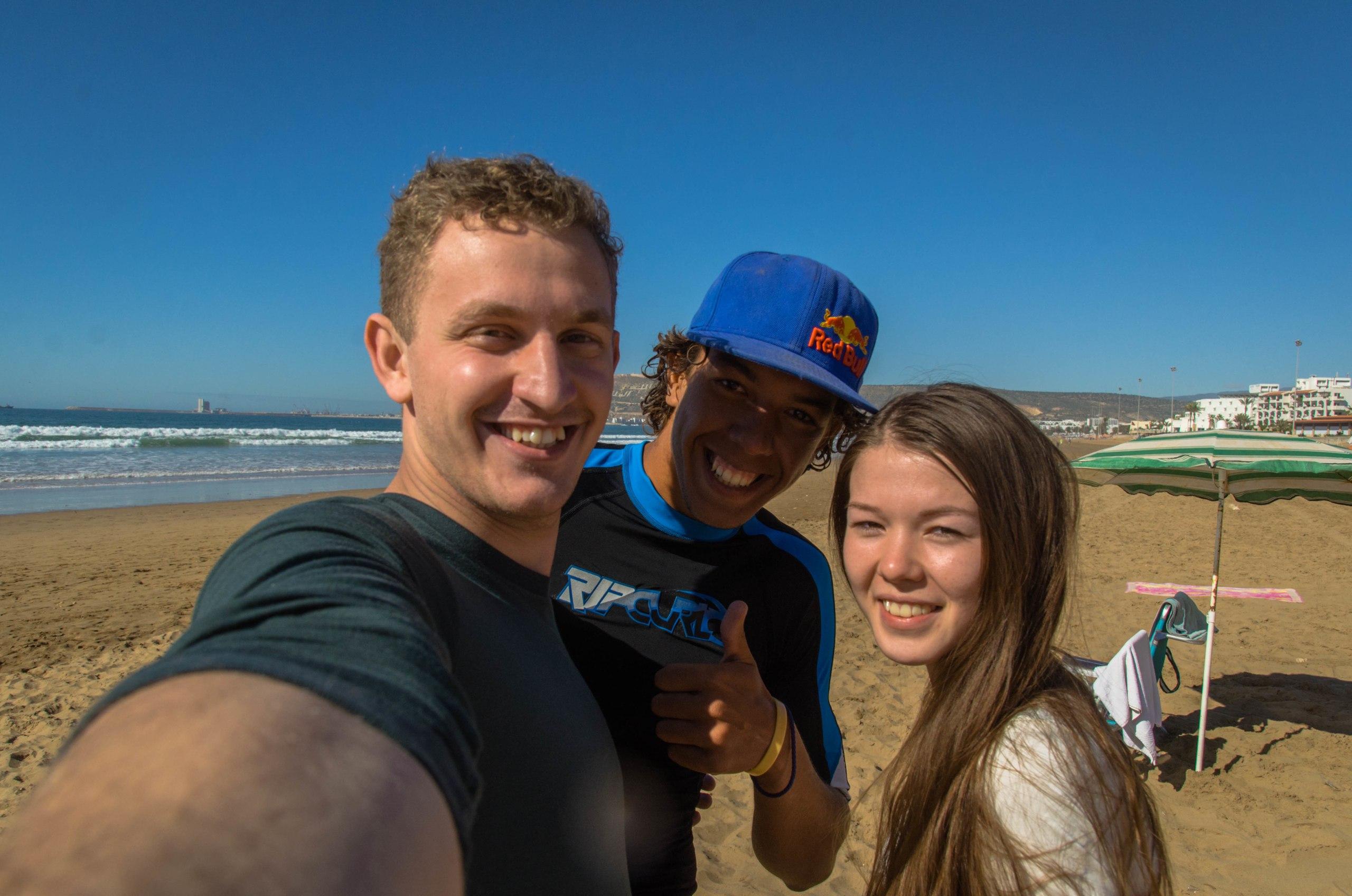 Отчёт о путешествии в Марокко.