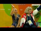 Яна Кудрявцева - булавы (квалификация)  Олимпийские Игры 2016