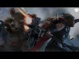 Мстители: Война Бесконечности   Фичуретка RUS SUB